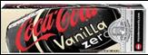 Vanilla Coke Zero -12pk