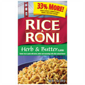 Rice A Roni Herb & Butter Mix -7.2