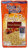 Uncle Ben's Ready Rice - Brown Basmati -8.8oz