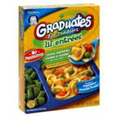 Gerber Graduates Lil Entrees Creamy Vegetable and Chicken