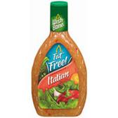 Wishbone Fat Free Italian Salad Dressing -16 oz