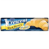 Pillsbury Big & Buttery Crescents - 8 oz