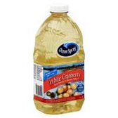 Ocean Spray White Cranberry Juice -64 oz