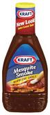 Kraft Mesquite Smoked BBQ Sauce -18 oz