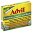 Advil Allergy & Congestion Relief Coated Tablets, 10 CT