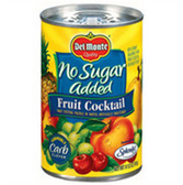Delmonte No Sugar Added Fruit Cocktail - 15.25 oz