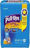 Pull-Ups Learning Design 3T - 4T -23ct