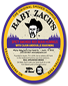 Baby Zach's - Spicy Smoked Black Bean Hummus -8oz
