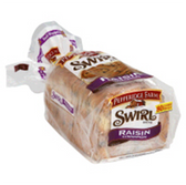 Pepperidge Farm Whole Wheat Raisin Cinnamon Swirl