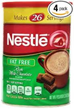 Nestle Fat Free Rich Milk Chocolate Hot Cocoa Mix -26 serving