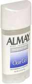 Almay Clear Gel Fragrance Free -1 stick