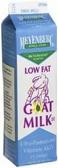 Meyenberg - Lowfat Goat Milk -64oz