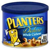 Planters Whole Cashews - 9.80oz
