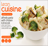 Lean Cuisine - Alfredo Pasta w/Chicken & Broccoli -1 meal