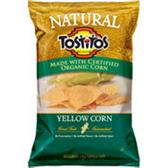Tostitos Organic Yellow Corn Restaurant Style Tortilla Chips-9oz