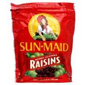 Sun Maid Raisins Seedless Zip Lock