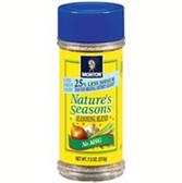 Morton Nature's Seasons Reduced Sodium -7.5 oz