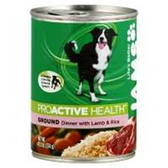 Iams Premium Lamb and Rice Entree Dog Food - 13.2 Oz