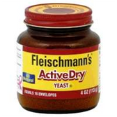 Fleischmann Yeast Dry In Jar - 4 oz