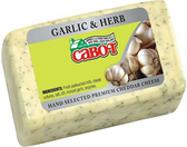 Cabot - Garlic & Herb Cheddar -8oz