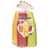 Vibrants Spring Party Cups