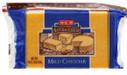Store Brand Medium Cheddar Block Cheese -16oz