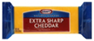 Kraft Natural Extra Sharp Cheddar Block Cheese -8oz