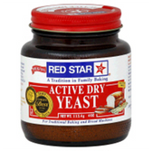 Red Star Dry Yeast - 4 oz