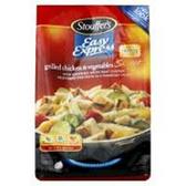 Stouffer's Frozen Easy Express Grilled Chicken & Vegetables-25oz