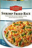 Gourmet Dining - Shrimp Fried Rice -28oz