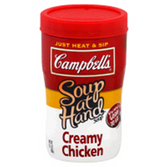 Campbell's - Soup at Hand - Creamy Chicken -10.75 oz