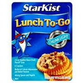 Starkist - Tuna Salad Lunch Kit Chunk Light -2 pk
