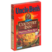 Uncle Bens Oriental Style Rice -6 oz