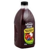 Minute Maid Enhanced Pomegranate Blueberry Juice - 59 oz