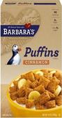 Barbara's Puffins - Cinnamon -10oz