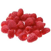 Frozen Red Raspberry - 12 oz