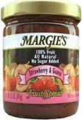 Margie's Fruit Spread - Strawberry & Guava -8.5oz
