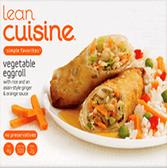 Lean Cuisine - Vegetable Eggroll -1 meal