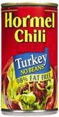 Hormel Chili - Turkey No Beans -15oz