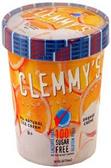 Clemmy's Ice Cream - Orange Cream -16oz