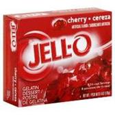 Jell-O  Cherry - 3 oz