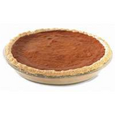 "8"" Pumpkin Pie"