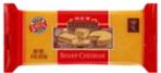 Store Brand Sharp Cheddar Block Cheese -8oz