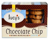 Lucy's Chocolate Chip Cookies -5.5oz