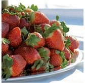 Strawberries- 2 lb