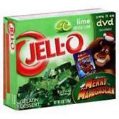 Jell-O Lime - 3 oz