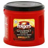 Folgers Gourmet Supreme Coffee - 27.8 oz