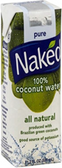 Naked Pure Coconut Water  -11.2oz