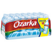 Ozarka Bottled Water - 24 pk