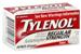 Tylenol Regular Strength Acetaminophen 325 Mg Tablets, 100 CT